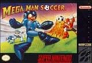 Mega Man Soccer - SNES Game