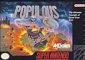 Populous - SNES Game