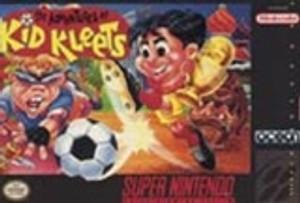 Adventures of Kid Kleets, The - SNES Game