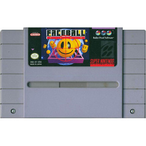 Faceball 2000 - SNES Game