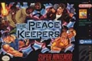 Peace Keepers - SNES Game
