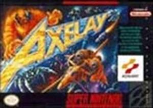 Axelay - SNES Game