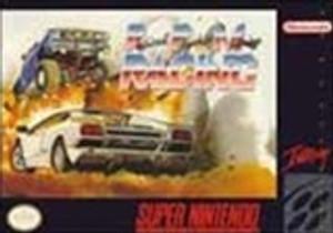 Radical Psycho Machine Racing - SNES Game
