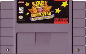 Kirby Super Star - SNES Game