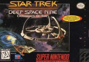Star Trek Deep Space Nine - SNES Game