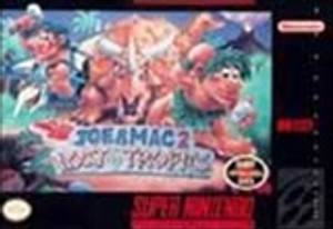 Joe & Mac 2: Lost in the Tropics - SNES Game