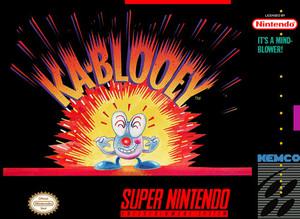 Ka-Blooey - SNES Game
