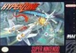 Hyperzone - SNES Game