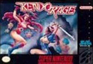 Kendo Rage - SNES Game