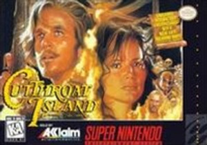 Cutthroat Island - SNES Game