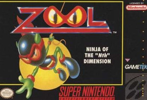 Zool - SNES Game