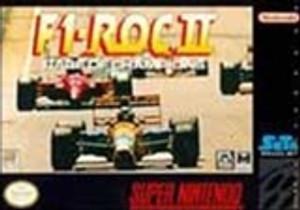 F1-ROC II Race of Champions - SNES Game
