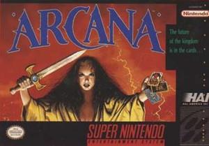 Arcana - SNES Game