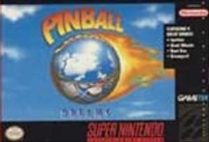 Pinball Dreams - SNES Game