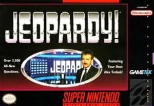 Jeopardy - SNES Game