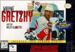 Wayne Gretzky & The NHLPA All Stars - SNES Game
