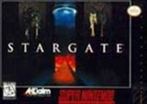 Stargate - SNES Game