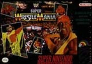 WWF Super Wrestlemania - SNES Game