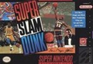 Super Slam Dunk: Magic Johnson - SNES Game