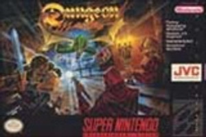 Dungeon Master - SNES Game