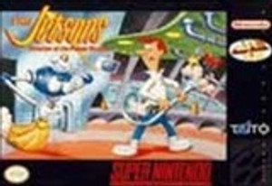 Jetsons Invasion Planet Pirates - SNES Game