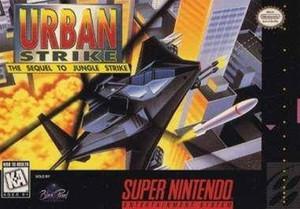 Urban Strike - SNES Game
