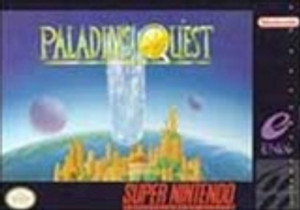 Paladin's Quest - SNES Game