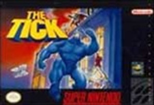 Tick, The - SNES Game