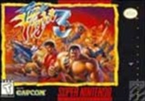 Final Fight 3 - SNES Game