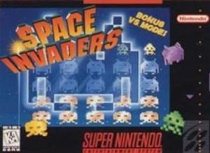 Space Invaders - SNES Game