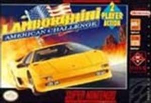 Lamborghini American Challenge - SNES Game