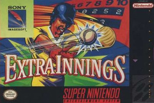 Extra Innings - SNES Game