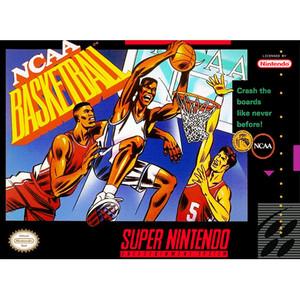 NCAA Basketball - SNES Game