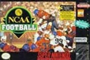 NCAA Football - SNES Game