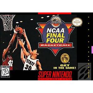 NCAA Final Four Basketball - SNES Game