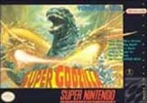 Super Godzilla - SNES Game