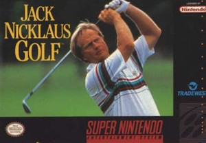 Jack Nicklaus Golf - SNES Game