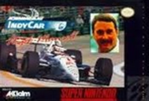 Newman Haas Indy Car - SNES Game