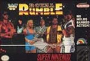 WWF Royal Rumble - SNES Game