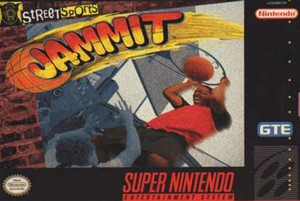 Jammit - SNES Game