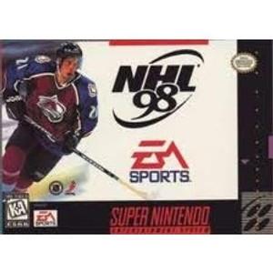 NHL 98 - SNES Game
