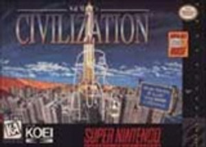 Civilization - SNES Game