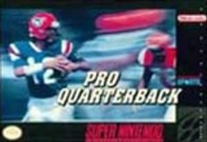Pro Quarterback - SNES Game