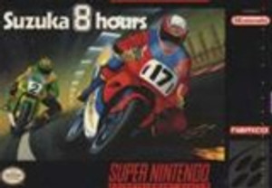 Suzuka 8 Hours - SNES Game
