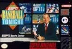 ESPN Baseball Tonight - SNES Game