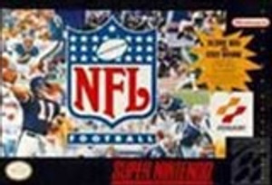NFL Football - SNES Game