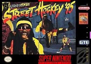 Street Hockey 95 - SNES GameStreet Hockey 95 - SNES Game