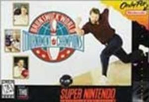 Brunswick World Tournament - SNES Game
