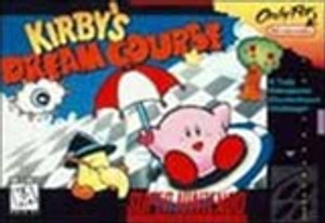 Kirby's Dream Course - SNES Game