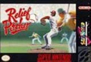 Relief Pitcher - SNES Game